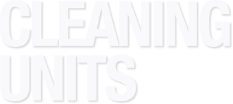 Cleaning Units Text