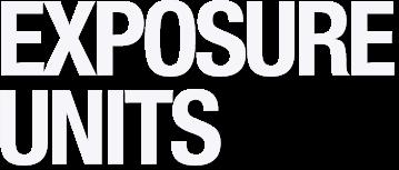 Exposure Units text